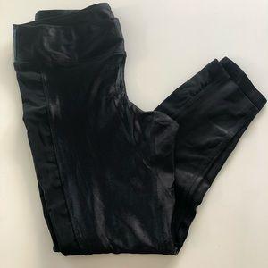 Koral Pants - Koral Mesh Duo Crop Workout Legging